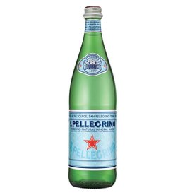 San Pellegrino Sparkling Water 750 ML