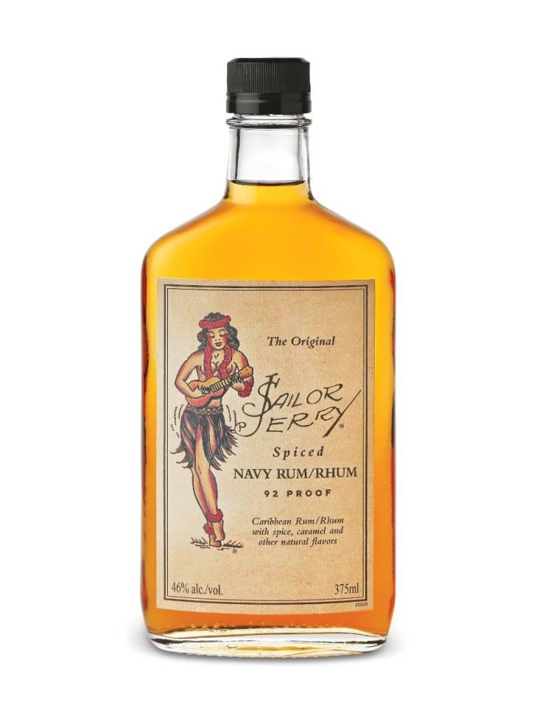 sailor jerry rum proof 92 50 ml cheers on demand