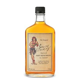 Sailor Jerry Rum Proof: 92  375 mL