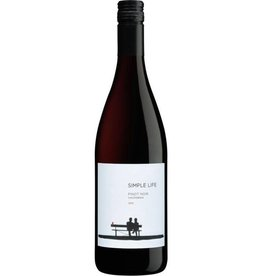 Simple Life Pinot Noir 2016 ABV: 13.5%  750ml