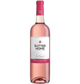 Sutter Home White Zinfandel ABV: 9.8%  4 Pack