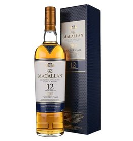 The Macallan Highland 12 Year Old Single Malt Scotch Whisky ABV: 87  750 Ml