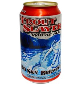 Trout Slayer Wheat Ale ABV: 5% 6 pack