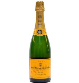Veuve Clicquot Brut Yellow Label ABV: 12%  750 mL