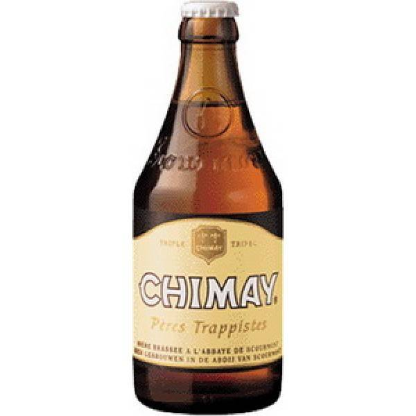 Chimay Tripel White 11.20oz ABV: 8.0%
