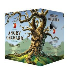 Angry Orchard Hard Cider Crisp Apple ABV 5% 6 Pack