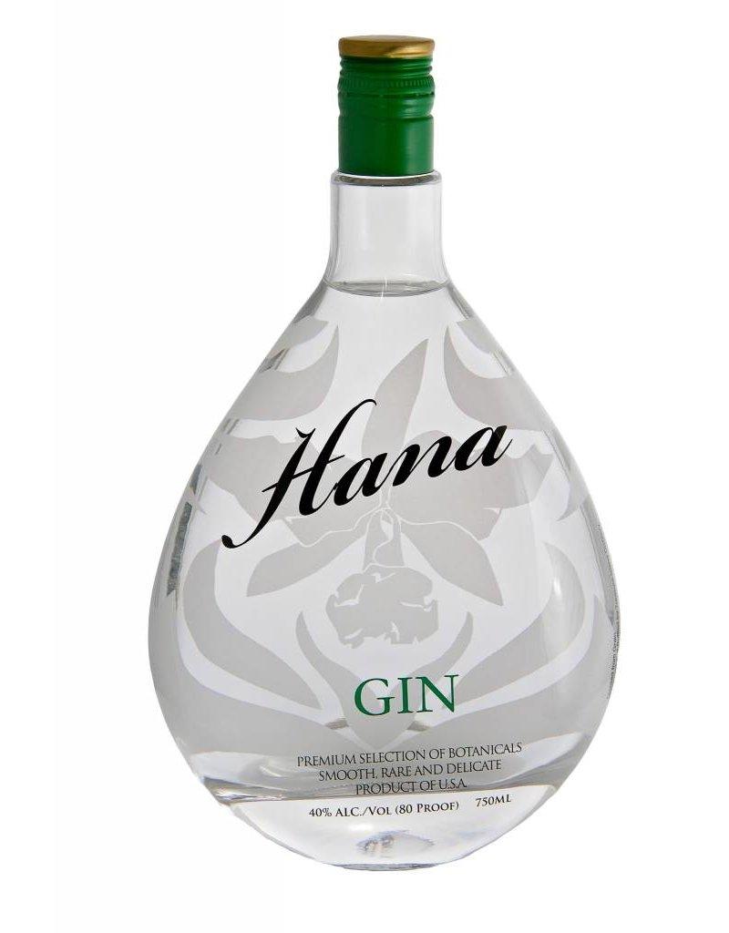 Hana premium gin 40 abv 750ml cheers on demand for Premium on demand