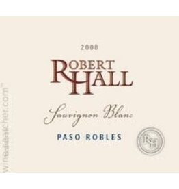 Robert Hall Sauvignon Blanc 2015 ABV: 13.5%  750 mL