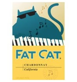 Fat Cat Chardonnay ABV 12.5% 750 ml