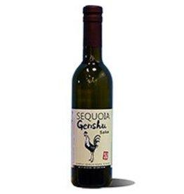 Sequoia Genshu Sake ABV 18% 375 ML