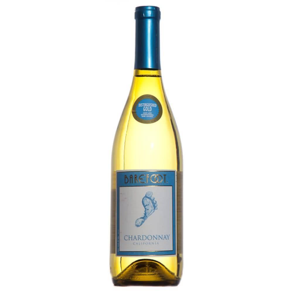 Barefoot Chardonnay 2014 ABV: 13%  750 ML