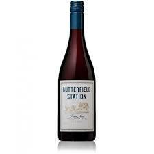 Butterfield Station Pinot Noir 2016 ABV 13.5% 750 M