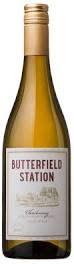 Butterfield Station Chardonnay 2017 ABV 13.5% 750 ML