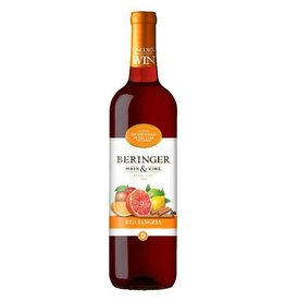 Beringer Main & Vine Red Sangria ABV 9 % 750 ML