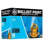 Ballast Point Fathom IPA ABV 6% 6 Pack