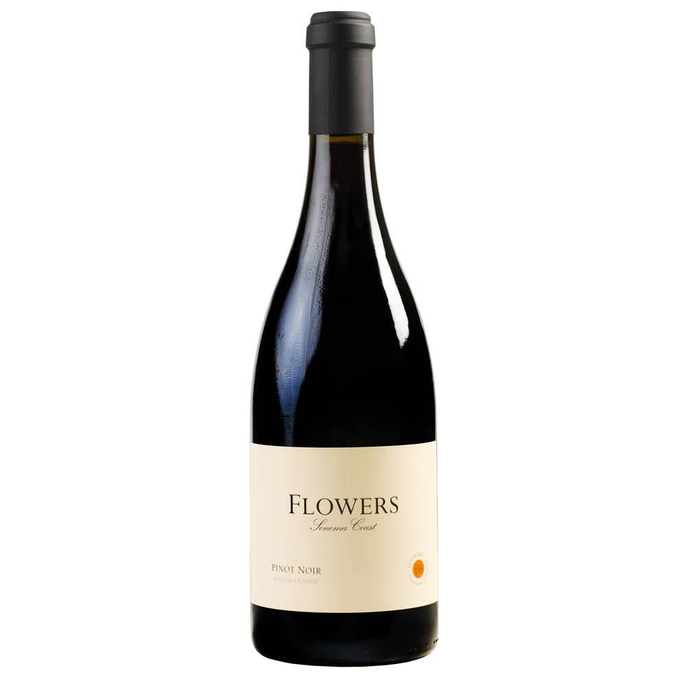 Flowers Pinot Noir 2016 ABV 13.5% 750 ML