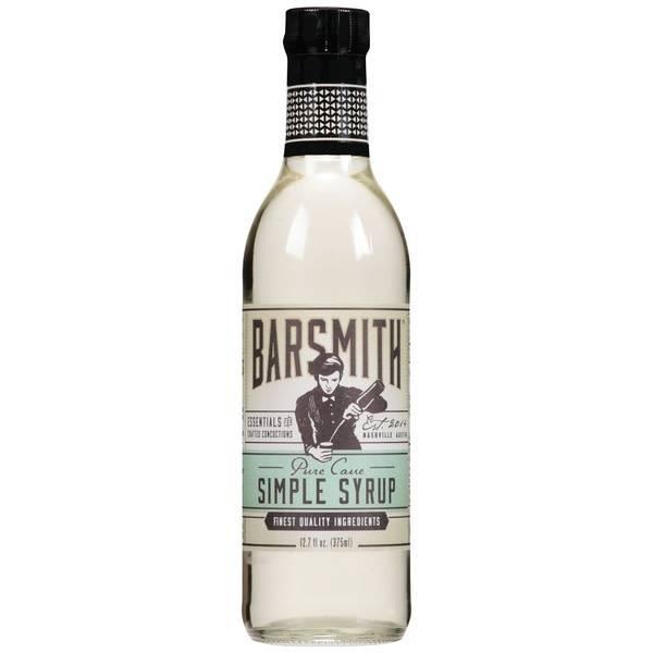 Barsmith Simple Syrup 375 ML