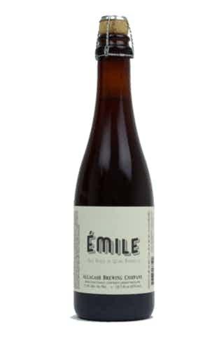Allagash Brewing Co. EMILE 12.7 oz