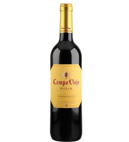 Campo Viejo Rioja Tempranillo 2015 ABV 13.5% 750 ML