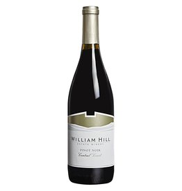 William Hill Central Coast  Pinot Noir 2014 ABV: 14.3%  750 mL