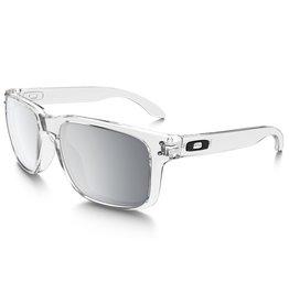 Oakley Oakley Holbrook Lunettes Clear w/Chrome Iridium