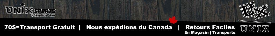 UNIX Sports Gratuit Canada 70$