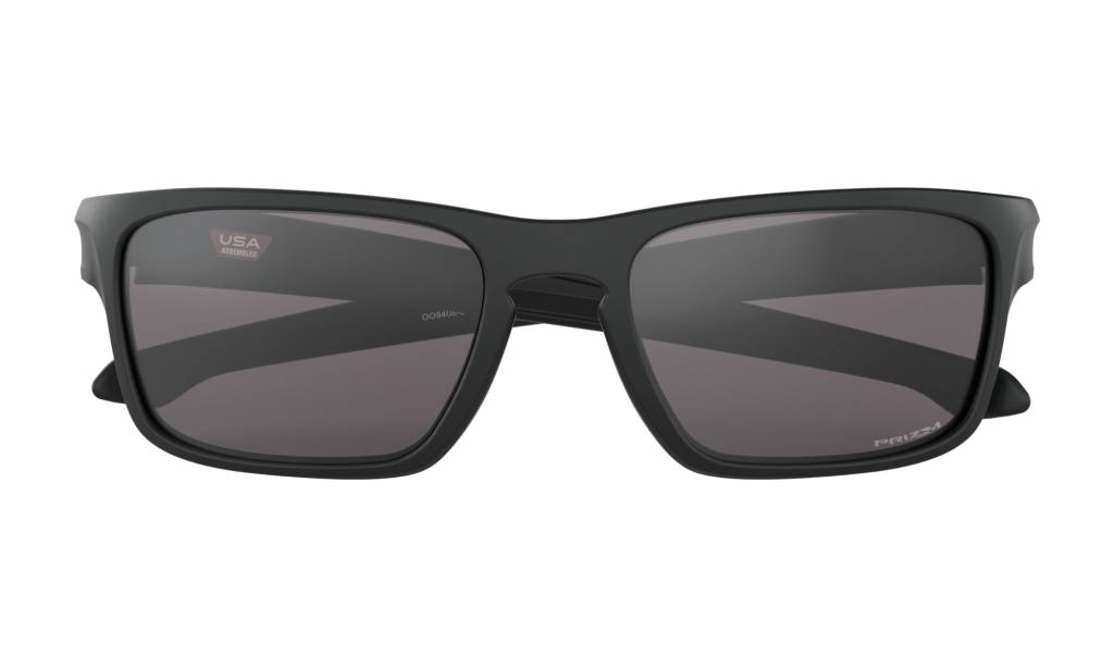 9bab0adcc8 Oakley Silver Stealth Lunettes Matte Black w Prizm Grey - UNIX Sports