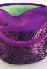 HiyaHiya Hiya Small Project Zipper Bag with Handle Asst Colors
