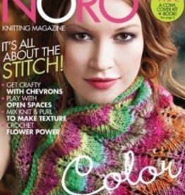 Knitting Fever Noro Magazine ISSUE 4 SS2014