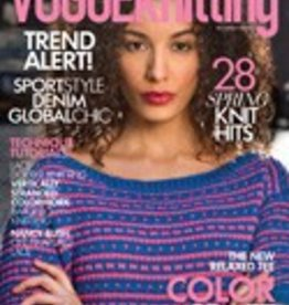 soho publishing Vogue Knitting SPRING/SUMMER 2015