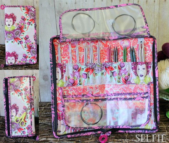 CHICKENBOOTS INTERCHANGEABLE DOUBLE CASE