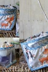 CHICKENBOOTS Chickenboots WRISTLET YARN HOLDER