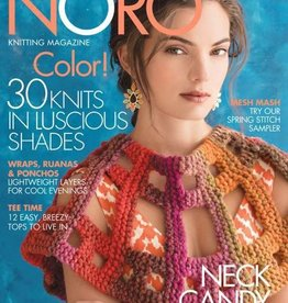 Knitting Fever Noro Magazine ISSUE 10 SS2017