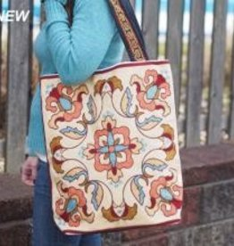 PLYMOUTH Tapestry Bag