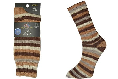 Universal Yarn Himalaya Wool Socks L/XL