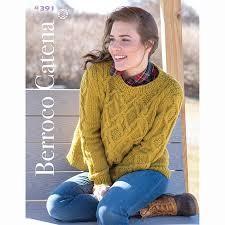 Berroco Berroco #391 Catena Booklet