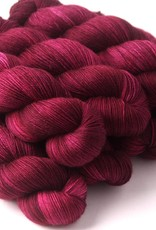 Hedgehog Fibres Hedgehog TWIST Sock MERLOT