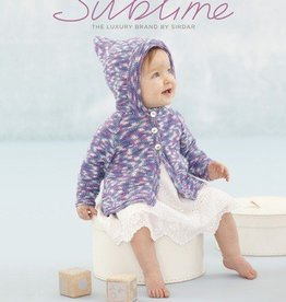 Sirdar The 2nd Little Sublime Baby Prints #718