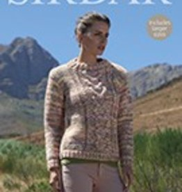 Sirdar 8075 Tundra Super Chunky Womens Cable Pullover