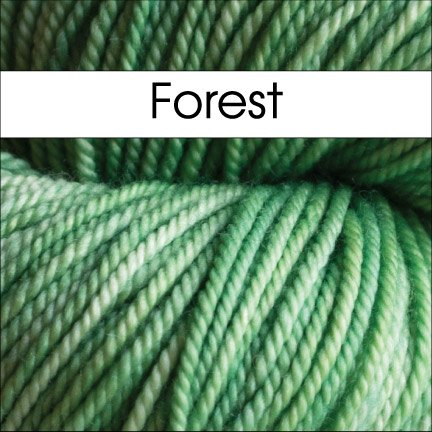 Anzula Luxury Fibers Anzula Haiku FOREST MULTI