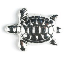 Dill Buttons 370047 Metal Turtle 32 mm
