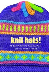 Knit Hats by Gwen Steege