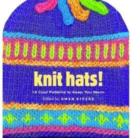 Knit Hats by Gwen Steege