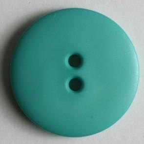 Dill Buttons 180998 Aqua Matte 15 mm