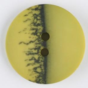 Dill Buttons 314705 Citron Inkspot 18 mm
