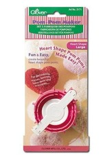 Clover Heart Shaped Pom Pom Maker Clover 3171