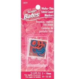 Susan Bates WAFER THIN MARKERS 14219 Susan Bates