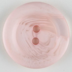 Dill Buttons 333708 Pale Pink Swirl Button 20mm