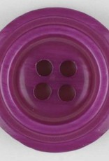 Dill Buttons Wine ridged button 20mm 330896