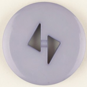 Dill Buttons 265706 Lilac Tri Cut 18 mm